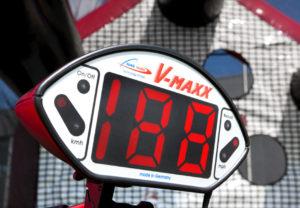 188 is de snelheid bij de snelheidmeter in Zwolle